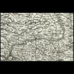 A román betörés térképe