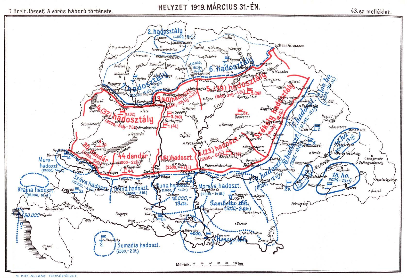 szerb magyar határ térkép Magyarország feldarabolja önmagát   Pangea