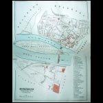 Komárom város térképe