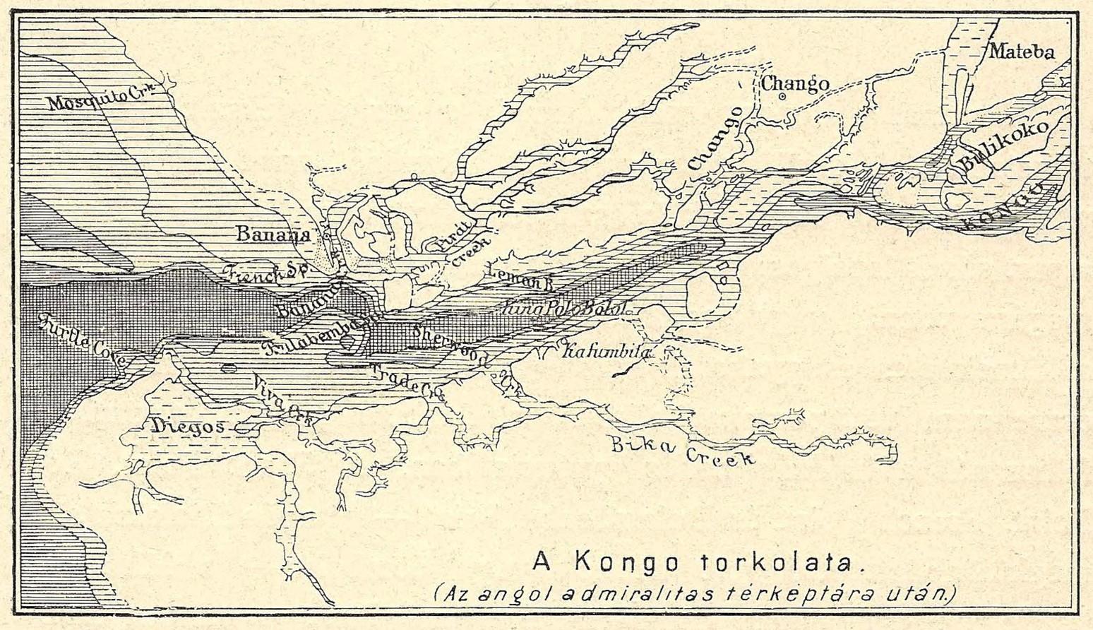 Kongó torkolata